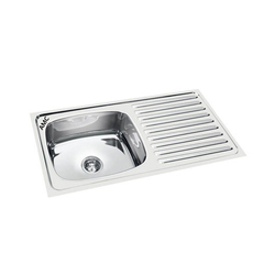 AMC Polished Single Bowl Sink