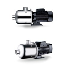 EDH(m)2-20 Horizontal  Stainless steel pump