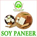 Packet 1 Kg Soy Paneer(tofu) Organic Paneer With Vacuum Pack