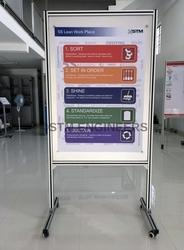 5S Lean Workplace Board