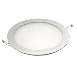 Cool White Crompton Round Led Panel Light, 12w
