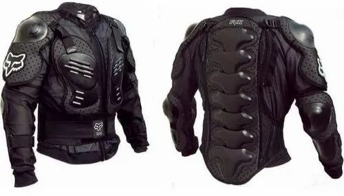 Long-sleeved polyster body protection jacket for bicycle riding, Rs 600 / piece |  ID: 22031648455