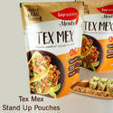 Tex Mex Standup Pouches