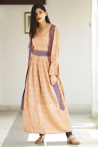 30d4c6a70f3de Cotton Frock Style Summer Dress, Rs 535 /piece, Shivam Exports | ID ...