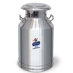 40 Ltr Stainless Steel Milk Can