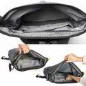 Urban Lite Grey Anti-Theft Laptop Backpack