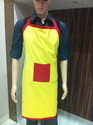Cotton Yellow Chefs Aprons
