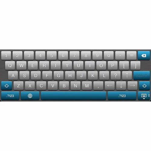 Hd Keyboard For Ipad