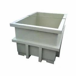 Polypropylene Electroplating Tank