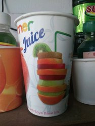 Disposable Juice Cups