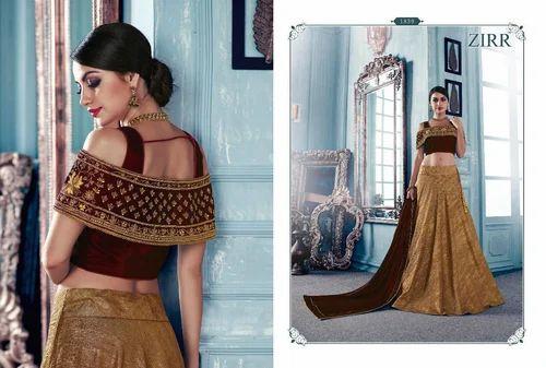 efafd6e4d2 Designer Party Wear Ready Made Lehenga Choli, Length: 2.5 Mtr, Rs ...