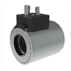 Coils for Operating Solenoids of Valves