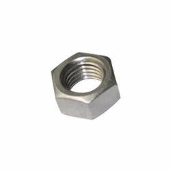 Mild Steel MS Hex Nuts, Shape: Hexagonal
