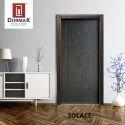 Solace Decorative Wooden Membrane Designer Door