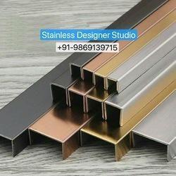 Stainless Steel Rectangular Profiles