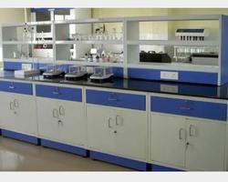 Blue Lab Working Table
