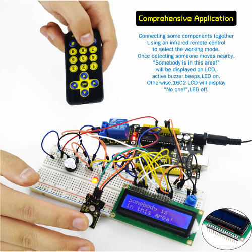 Keyestudio Super Starter Kit For Arduino Education With 32 Projects