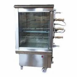 SS Chicken Grill Machine