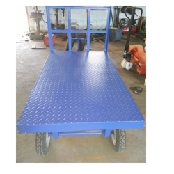 Turn Table Platform Truck