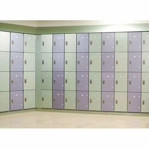 Stadium Lockers