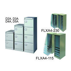 6 Drawers File Cabinets, Model: FLXA4H-108