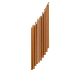 Slim Wooden Lead Pencil