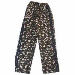 Casual Wear Mens Printed Cotton Pajama
