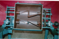 Sigma Mixing Machinery