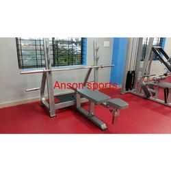 Anson Sports 3 In 1 Olympic Bench Press