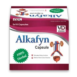 Herbal Alkalizer Capsule