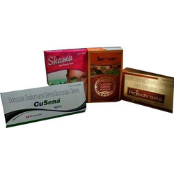Pharmaceutical Printed Carton