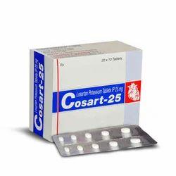 COSART-25 (Losartan Tablet)