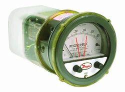 Differential Pressure Gauge Cum Switch