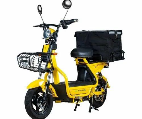 Yellow Dexpress Electric Bike, Rs 54000 /unit Lateral View Pvt Ltd | ID:  20364865962