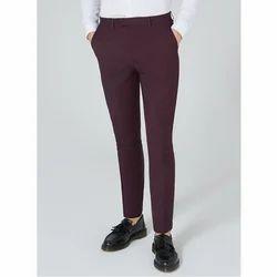 Chinos Regular Fit Mens Formal Cotton Trouser, Machine wash