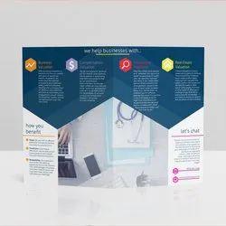 7 Days Marketing Pamphlets Design Service