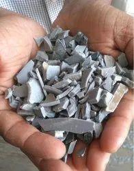 Grey & White PVC Grinding