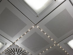 Aluminium False Ceiling Services