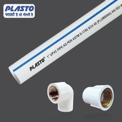 6 meter UPVC Pipes