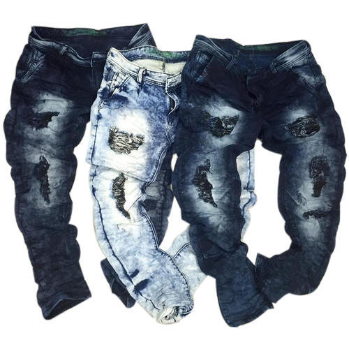 9ff034a9c50 R8 Industry Casual Wear Mens Fit Balloon Denim Jeans