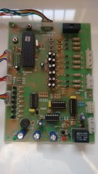 Voltage Stabilizer Control Card