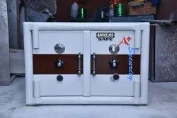 Manual Double Door Safe