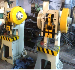 Sagar ''C'' Type Power Press Machine 20T