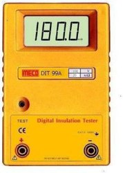 Meco Digital Insulation Tester Dit 99 A B C D