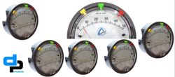 Aerosense Model Asg - 20cm Differential Pressure Gauge Ranges 0-20cm