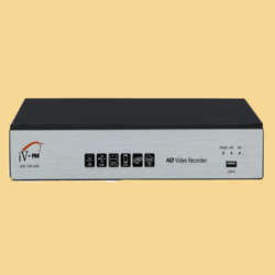 Hexabrid Video Recorder - 4 Channel