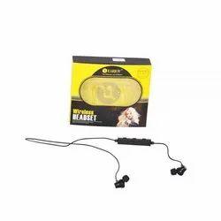 EarJoy BT-02 Bluetooth Wireless Headset, Weight: 1.3 Oz