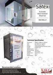 Safex Automatic Hand Sanitizer Dispenser