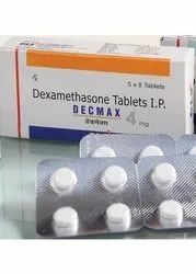 DECMAX Dexamethasone 4 Mg Tablet
