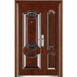 STEEL DOOR DOUBLE OPENING